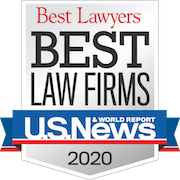 Best Law Firms 2020 - Tony Patterson