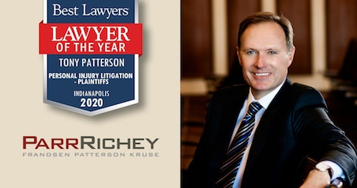 Best Lawyers - Tony Patterson